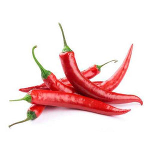 Chillies Red 60g
