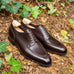 George Split Toe Dark Brown Utah Calf Re-Order