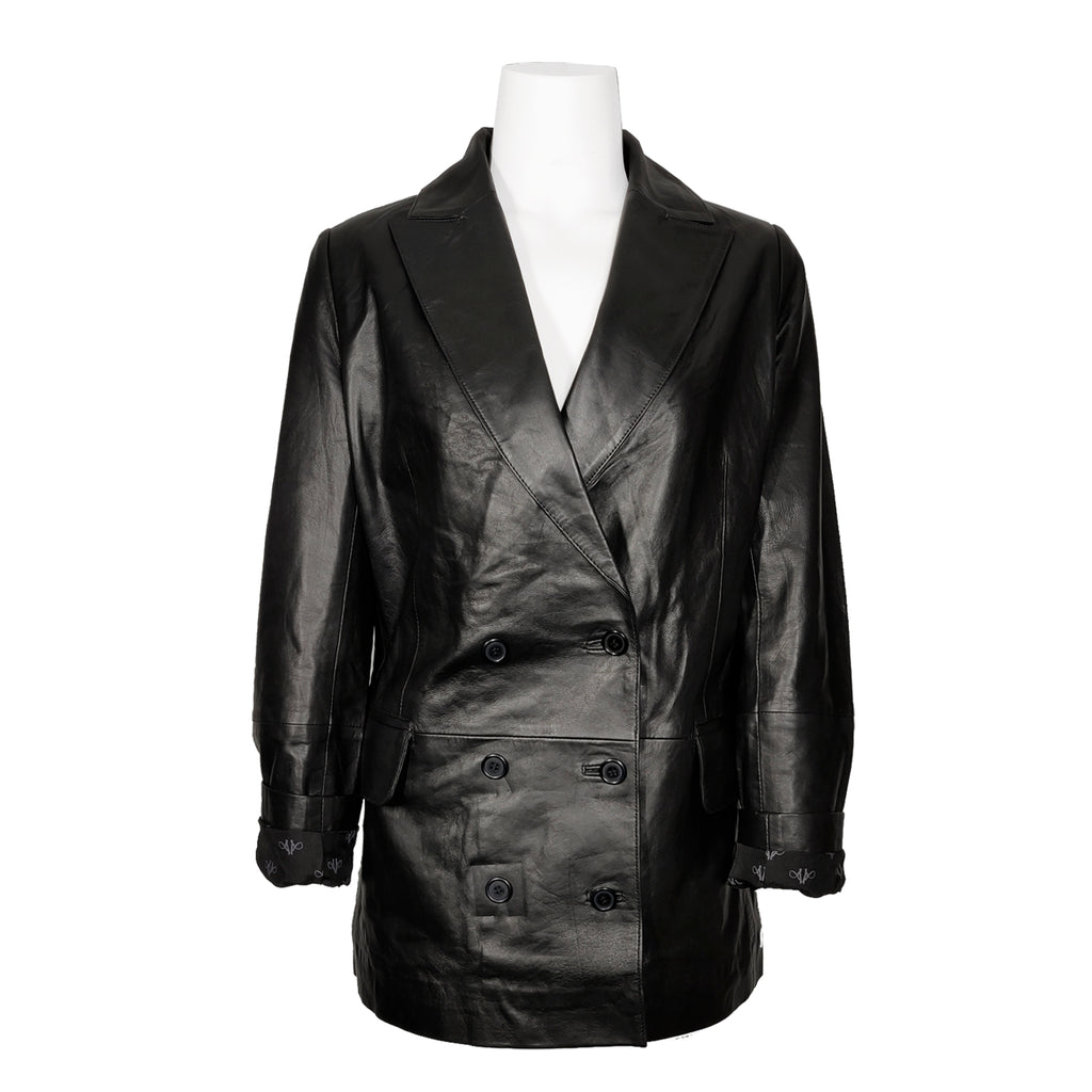 AndreA - Leather Blazer