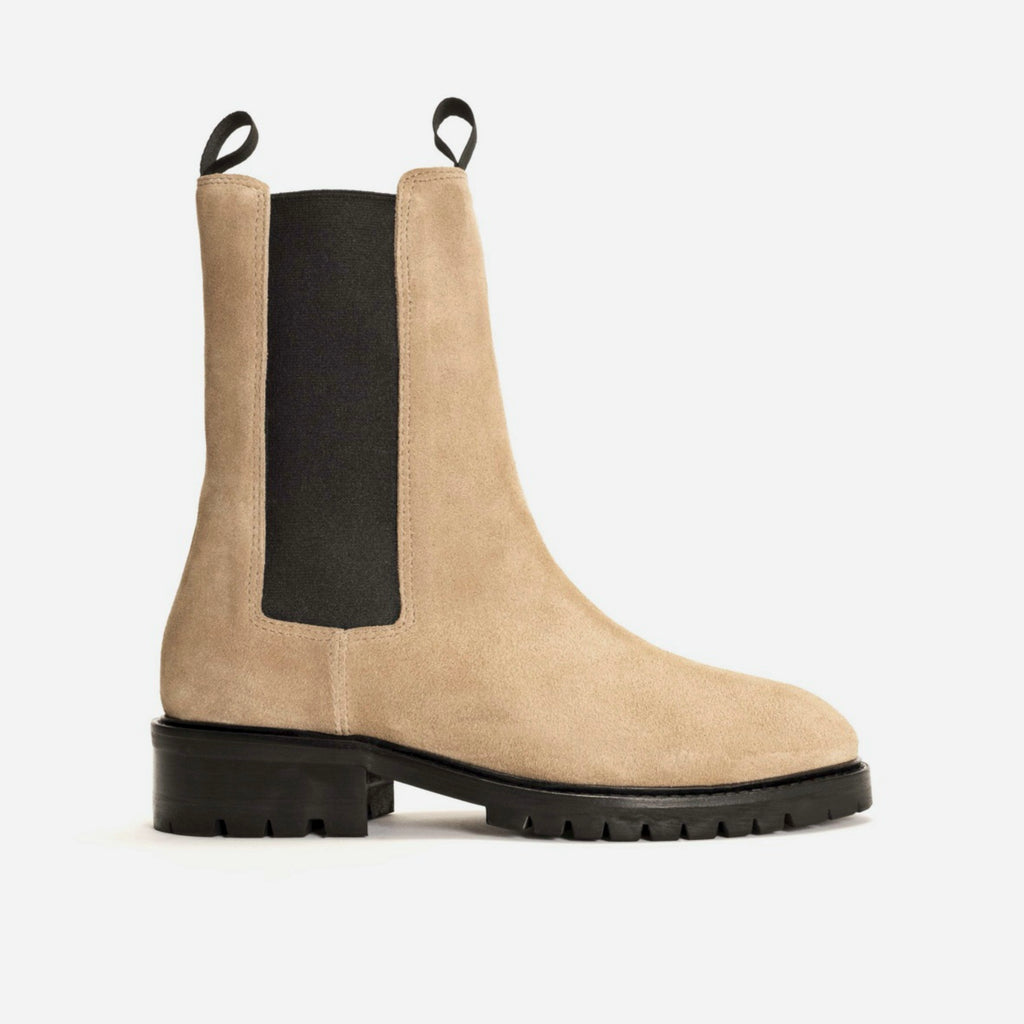 Anonymous Cph - Haily Suede Calf