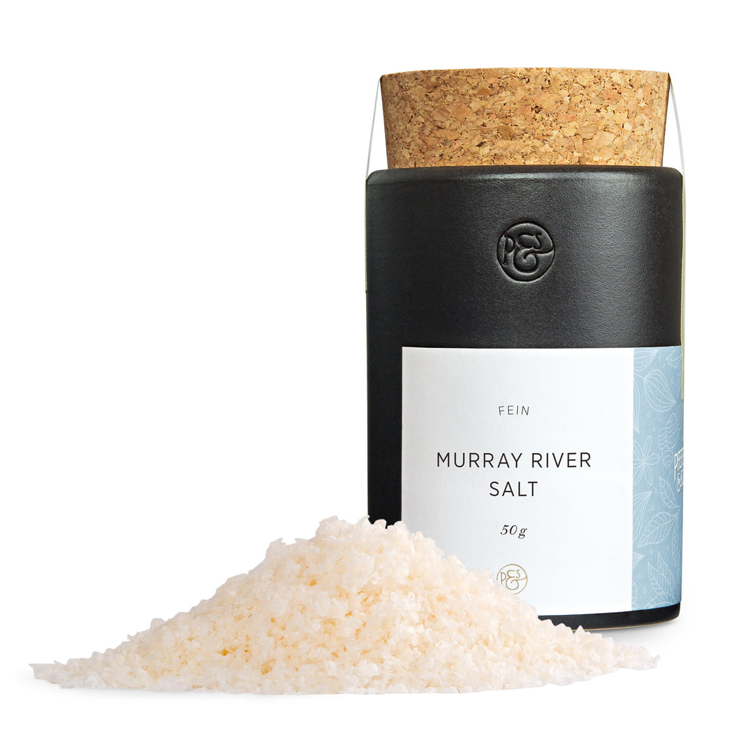 Murray River Salt Keramikdose