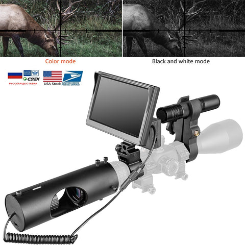 Night Vision Scopes 850nm