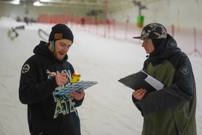 A Parental Guide to Competitive Snowboarding & Freestyle Skiing