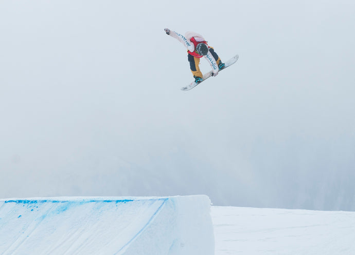 The Brits Day Two: Snowboard Big Air Press Release