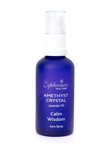 Amethyst Crystal Aura Spray