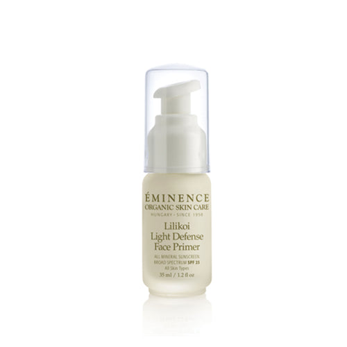 Lilikoi Light Defense Face Primer SPF 23