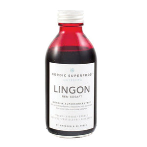 Lingon Raw Juice Koncentrat