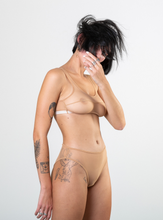 Laden Sie das Bild in den Galerie-Viewer, Net Lingerie, Skin, Soft Bra Top - Lindner Fashion