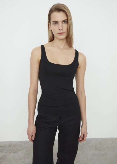 Urda, Black, Top - Lindner Fashion