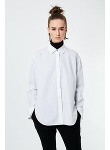 Coco, White Gold, Blouse - Lindner Fashion
