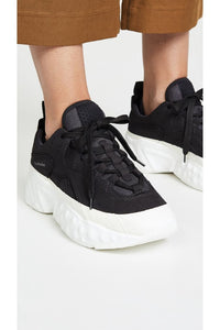 Manhatten, Black / White, Sneaker