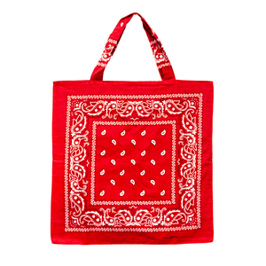 Red Beach Bandana, Bag