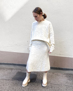 Kule, White, Skirt - Lindner Fashion