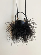 Laden Sie das Bild in den Galerie-Viewer, Lilliano, Blackfeathers, Handbag