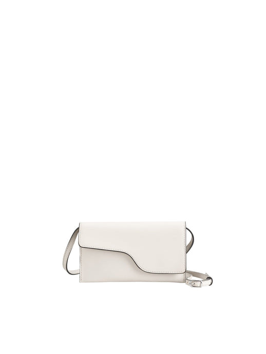 Ulignano, Ice white, Baguette Bag - Lindner Fashion