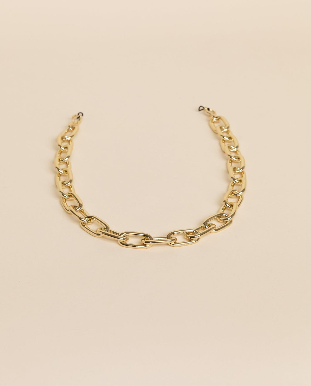 XL Chunky, Gold, Frame Chain - Lindner Fashion