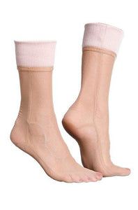 Net Cuff, Skin, Socks - Lindner Fashion