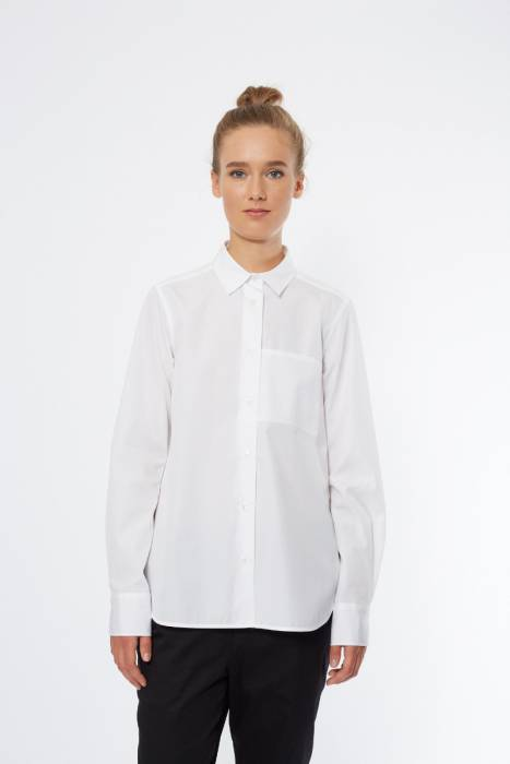 Lenon, Whitegold, Blouse - Lindner Fashion
