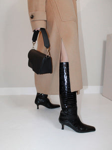 Montalcino, Light Blue, Mini Handbag - Lindner Fashion