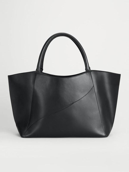 Gallipoli large, Black, Handbag - Lindner Fashion