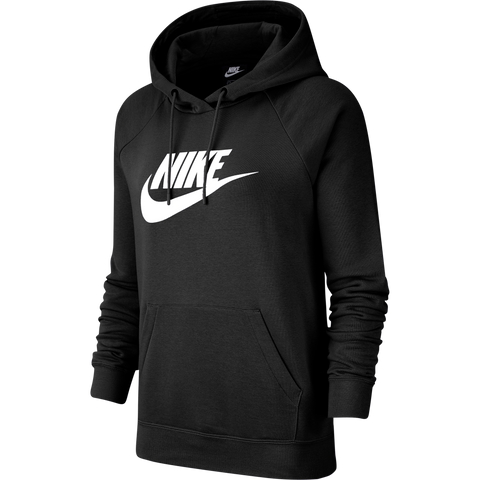 ESSENTIAL P/O FLEECE HOODIE WOMENS