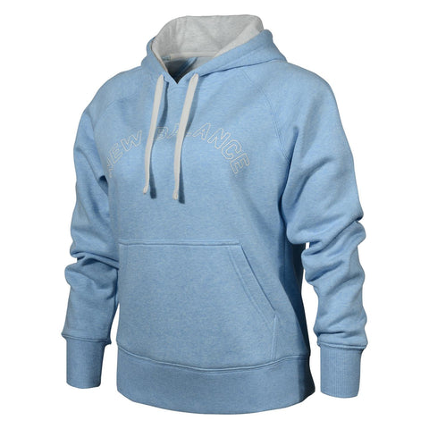 ESS FLEECE CORE HOODIE WOMENS
