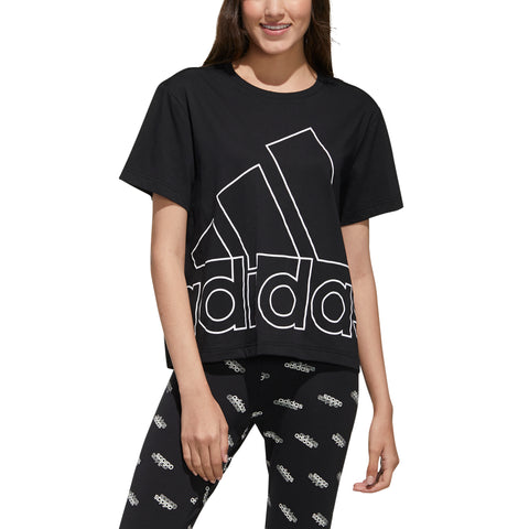 Fav Big Logo Tee Womens