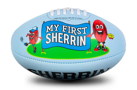 MY FIRST SHERRIN FOOTBALL