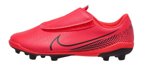 NIKE MERCURIAL VAPOR CLUB 13 FG VELCRO JUNIOR