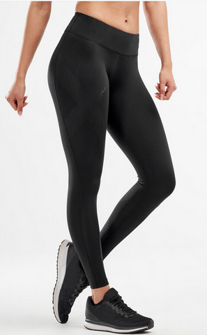 MID RISE COMPRESSION TIGHTS WOMENS WA2864B