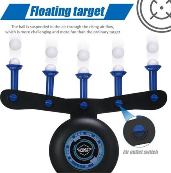 Hover Shot Floating Ball Toy