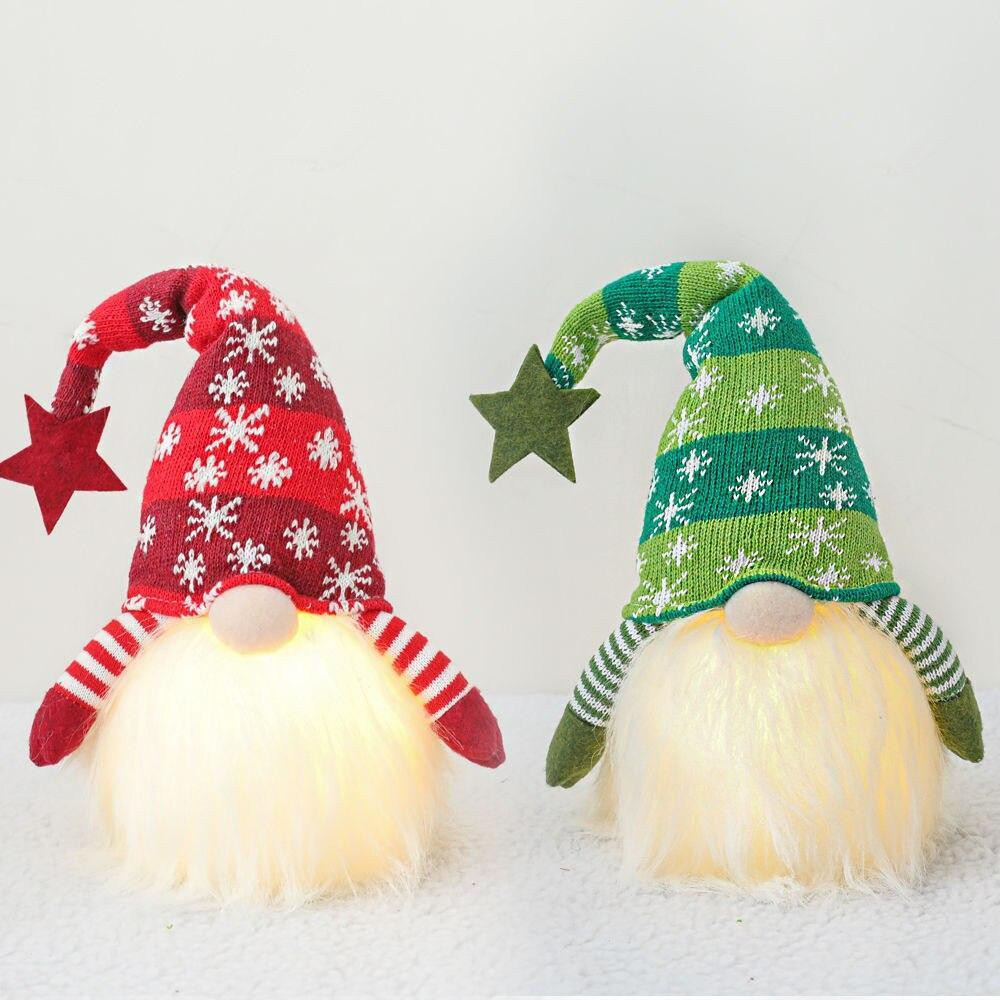🎅Christams Gnome Lights