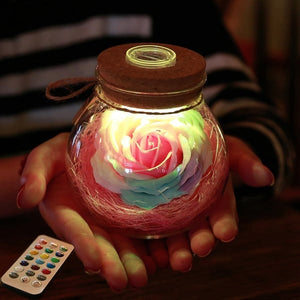 🌹Rose Light Bottle
