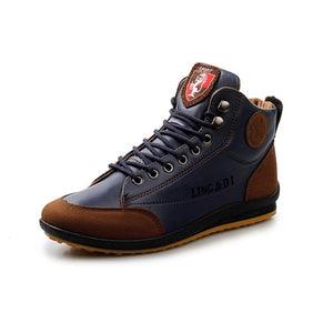 Men's boots spring and autumn winter shoes
