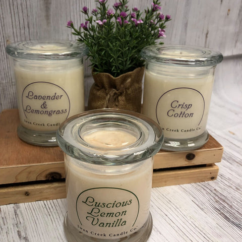 Swan Creek Jar Candles