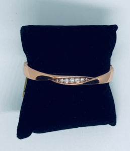 Rose Gold - Side closure Bracelet