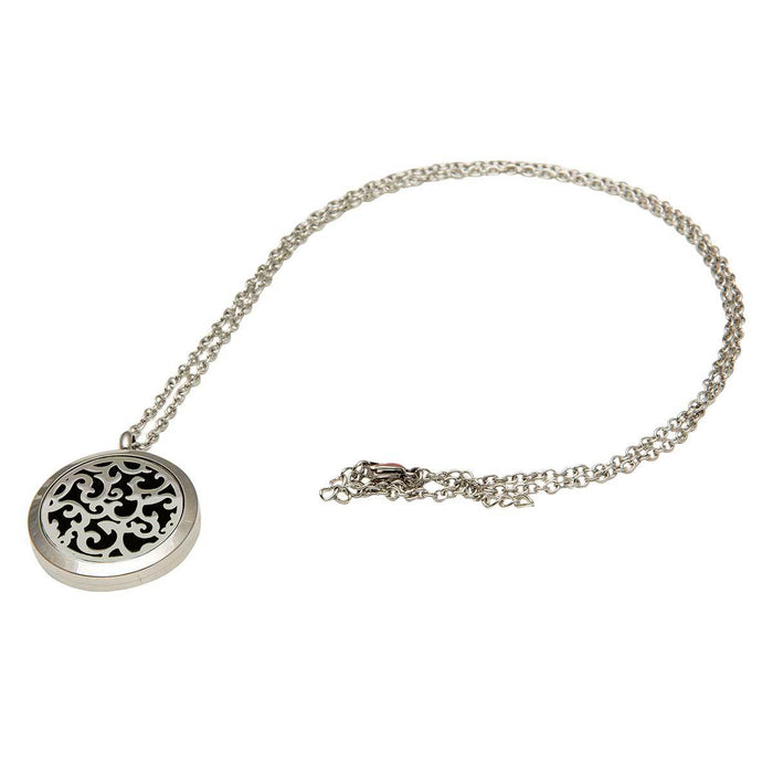 Wholesale Aromatherapy Toscana Locket Necklace