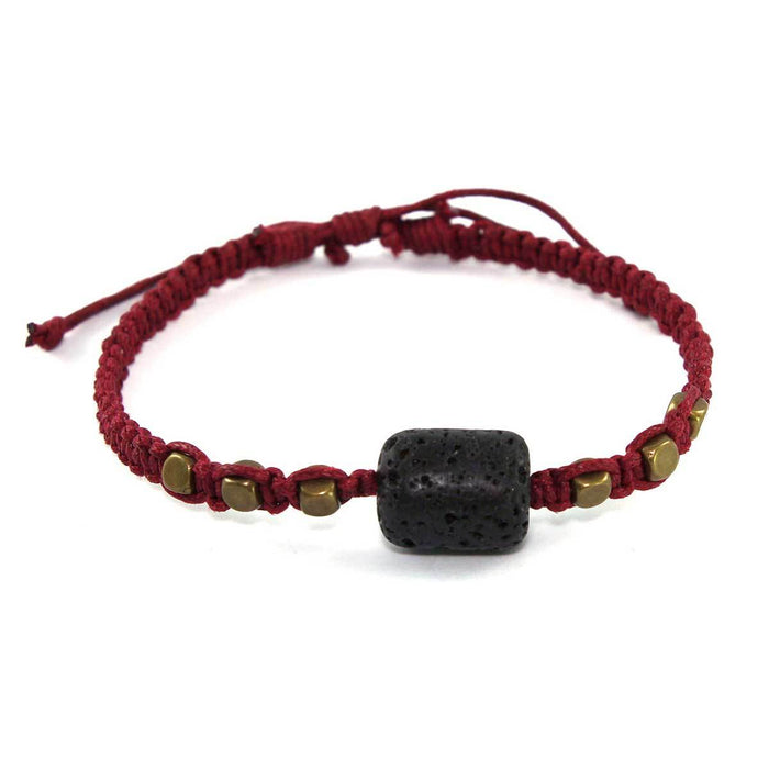 Wholesale Aroma Lava Essential Oil Bracelets