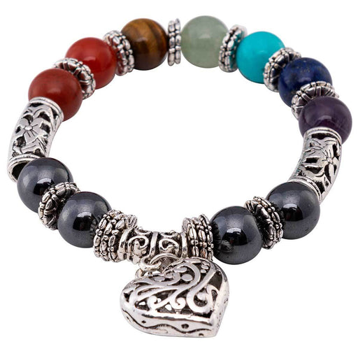 Wholesale Heart Chakra Magnetic Bracelet