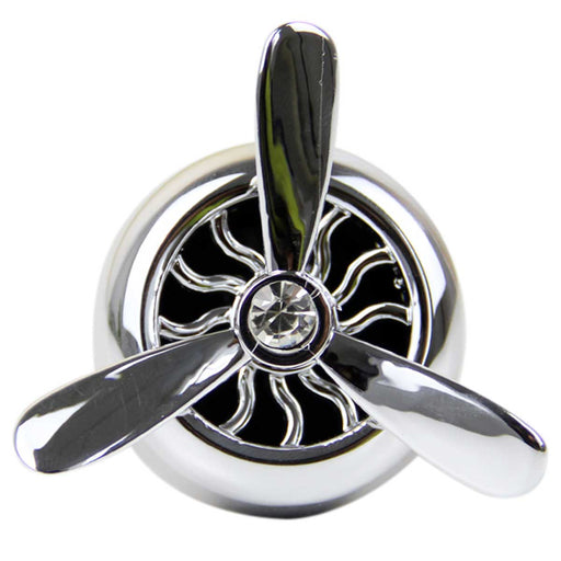 Wholesale Silver Fan Style Car Vent Diffusers