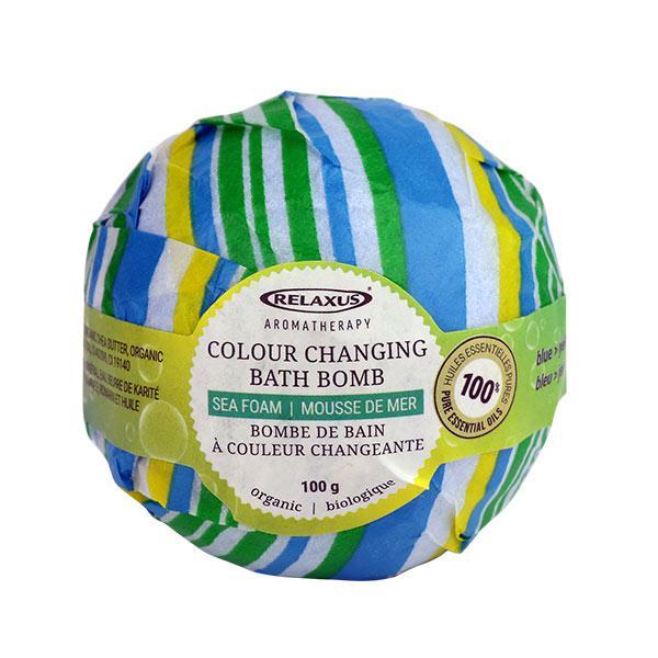 Wholesale Colour Changing Organic Bath Bombs