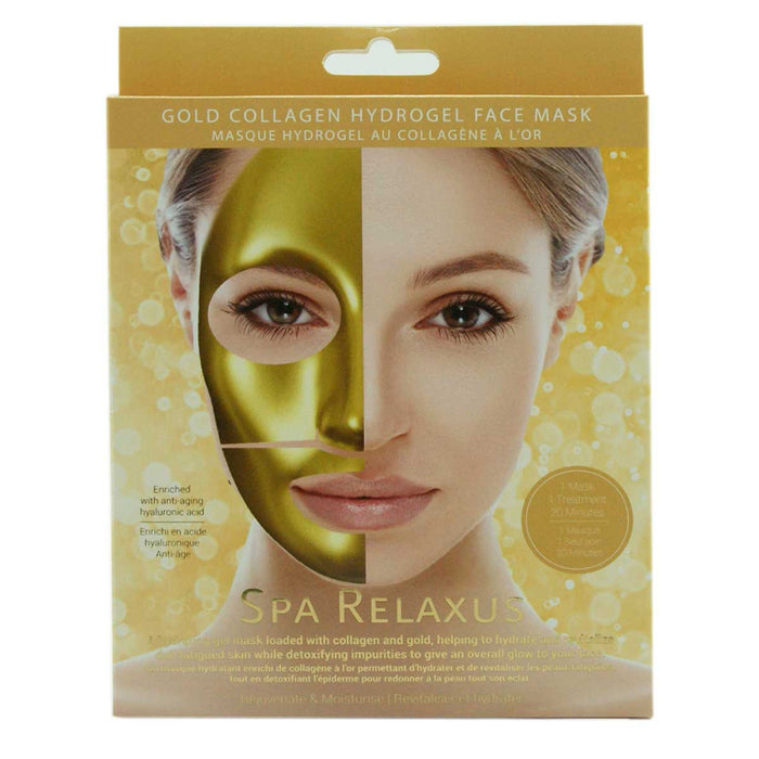 Wholesale Gold Face Mask