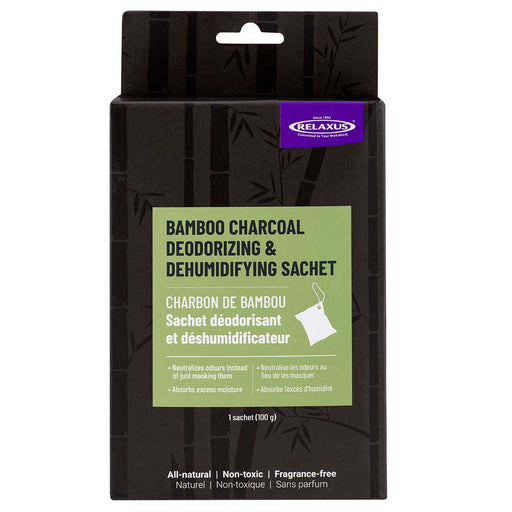 Wholesale Bamboo Charcoal Deodorizing & Dehumidifying Sachet