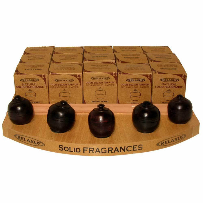 Wholesale Natural Solid Fragrances