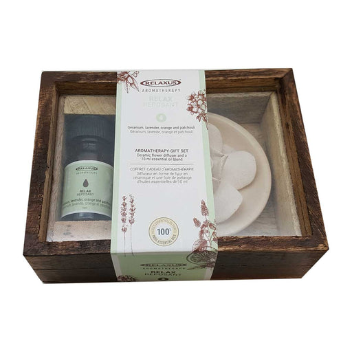 Wholesale Essential Oils Gift Set & Ceramic Diffuser