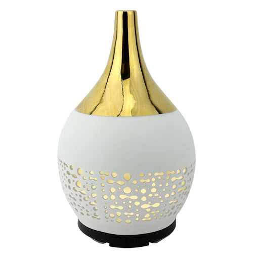 Wholesale Ceramic Gold Essential Oil Diffuser
