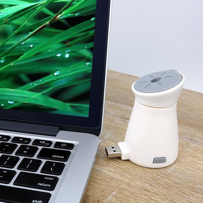 Wholesale Aroma2Go Mini Essential Oil Diffuser With USB Cable
