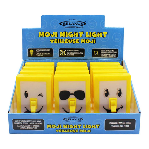 Wholesale Moji Night Light