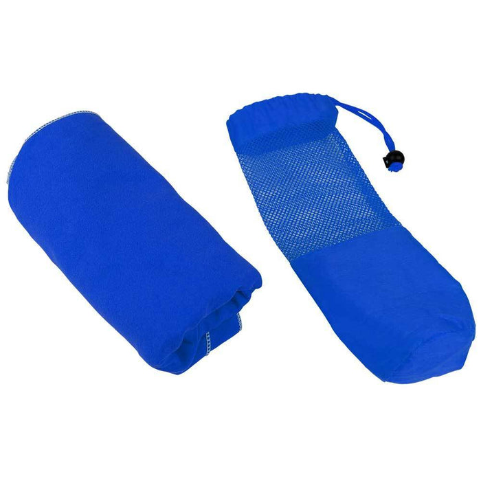 Blue Sports Towel