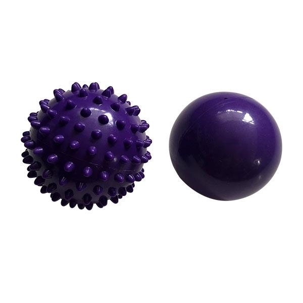 Wholesale Spiky & Smooth Massage Ball (Set of 2)